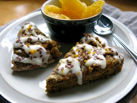 pumpkin scones 4