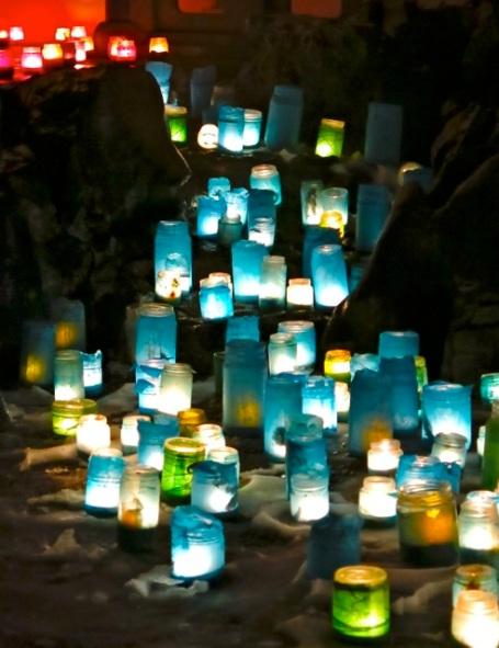 blue lantern river